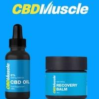 cbdMuscle Oil