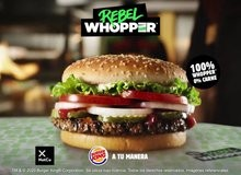 Jeff Bezos funded startup NotCo to produce plantbased rebel Whopper for Burger King