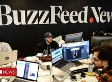 Buzzfeed closing UK and Australian news operations