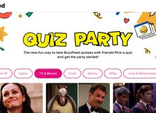 BuzzFeed's quizzes get new multiplayer mode to help you socialize from home