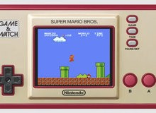 Nintendo is releasing a 35th Anniversary Super Mario Brothers Game and Watch
