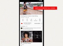 YouTube's mobile app gets new gestures and playback controls
