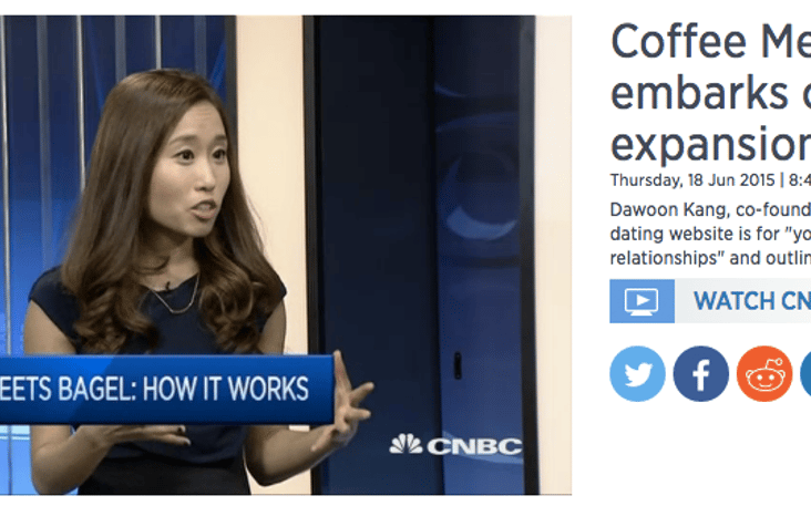 CNBC dating online