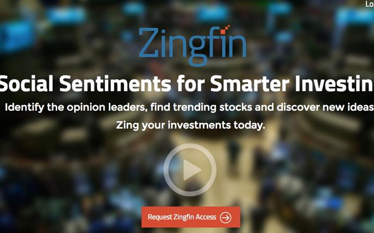 Zingfin | AngelList