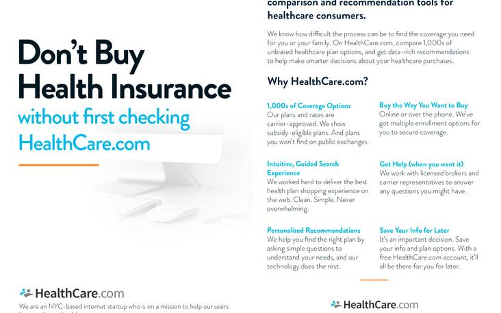 HealthCare com | AngelList