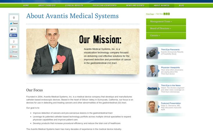 Avantis Medical Systems   AngelList