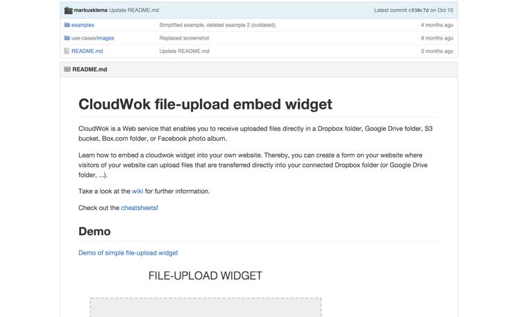 CloudWok   AngelList