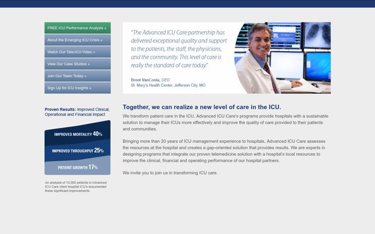 Advanced ICU Care | AngelList
