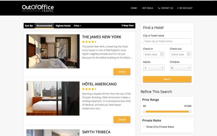 OutOfOffice travel | AngelList
