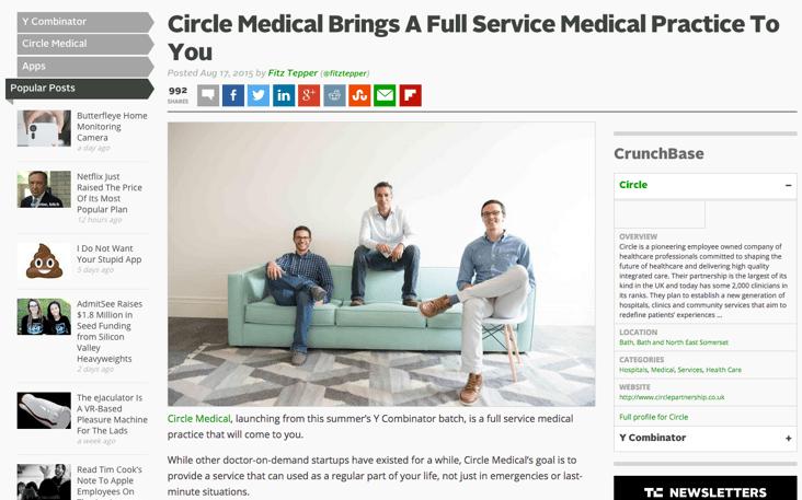 Circle Medical | AngelList