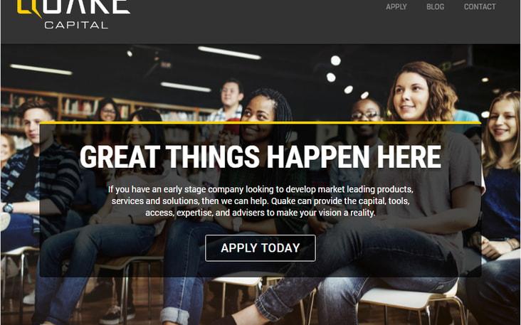 Quake Capital | AngelList