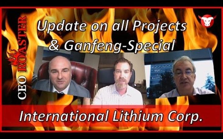 International Lithium